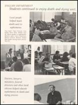 1980 Independence Christian High School Yearbook Page 90 & 91