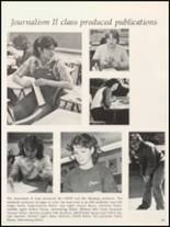 1980 Independence Christian High School Yearbook Page 92 & 93