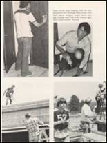 1980 Independence Christian High School Yearbook Page 98 & 99