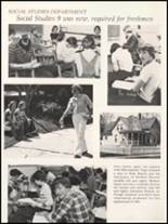 1980 Independence Christian High School Yearbook Page 100 & 101
