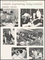 1980 Independence Christian High School Yearbook Page 102 & 103