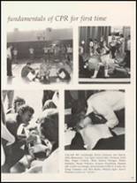 1980 Independence Christian High School Yearbook Page 104 & 105