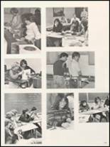 1980 Independence Christian High School Yearbook Page 106 & 107