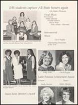 1980 Independence Christian High School Yearbook Page 108 & 109