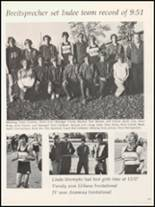 1980 Independence Christian High School Yearbook Page 122 & 123
