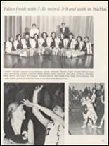 1980 Independence Christian High School Yearbook Page 132 & 133