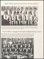 1980 Independence Christian High School Yearbook Page 134 & 135