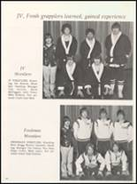 1980 Independence Christian High School Yearbook Page 138 & 139