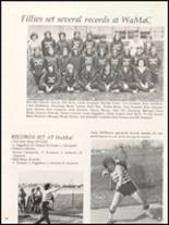 1980 Independence Christian High School Yearbook Page 142 & 143