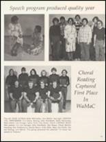 1980 Independence Christian High School Yearbook Page 148 & 149