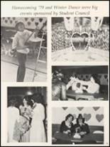 1980 Independence Christian High School Yearbook Page 156 & 157