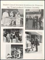 1980 Independence Christian High School Yearbook Page 158 & 159