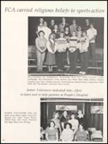 1980 Independence Christian High School Yearbook Page 160 & 161