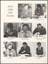 1980 Independence Christian High School Yearbook Page 172 & 173