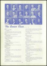 1942 New Albany High School Yearbook Page 18 & 19