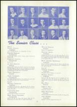 1942 New Albany High School Yearbook Page 20 & 21
