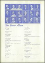 1942 New Albany High School Yearbook Page 22 & 23