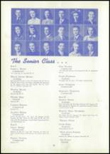 1942 New Albany High School Yearbook Page 24 & 25