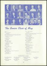 1942 New Albany High School Yearbook Page 28 & 29