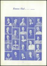 1942 New Albany High School Yearbook Page 64 & 65