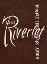 1961 Yearbook Rocky River High School
