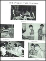 1968 Enterprise High School Yearbook Page 28 & 29