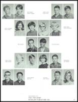 1968 Enterprise High School Yearbook Page 32 & 33