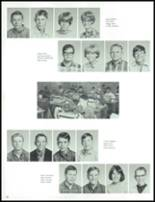 1968 Enterprise High School Yearbook Page 34 & 35