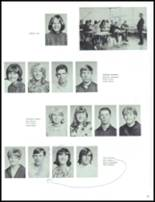 1968 Enterprise High School Yearbook Page 36 & 37
