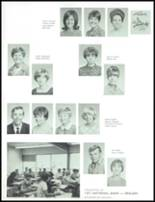 1968 Enterprise High School Yearbook Page 42 & 43