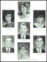 1968 Enterprise High School Yearbook Page 86 & 87
