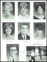 1968 Enterprise High School Yearbook Page 88 & 89