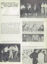 1957 Suitland High School Yearbook Page 18 & 19