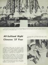 1957 Suitland High School Yearbook Page 22 & 23
