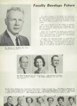 1957 Suitland High School Yearbook Page 26 & 27