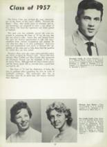 1957 Suitland High School Yearbook Page 32 & 33