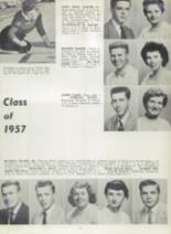 1957 Suitland High School Yearbook Page 34 & 35