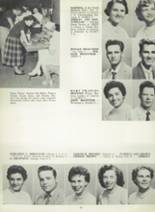 1957 Suitland High School Yearbook Page 36 & 37