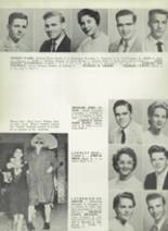 1957 Suitland High School Yearbook Page 38 & 39