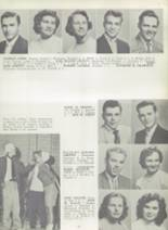 1957 Suitland High School Yearbook Page 40 & 41