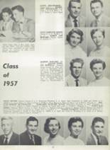 1957 Suitland High School Yearbook Page 42 & 43