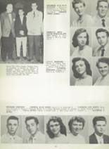 1957 Suitland High School Yearbook Page 44 & 45