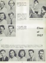 1957 Suitland High School Yearbook Page 46 & 47
