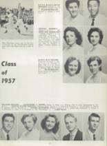 1957 Suitland High School Yearbook Page 50 & 51