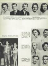 1957 Suitland High School Yearbook Page 54 & 55