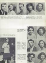 1957 Suitland High School Yearbook Page 56 & 57