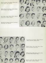 1957 Suitland High School Yearbook Page 62 & 63