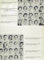 1957 Suitland High School Yearbook Page 66 & 67