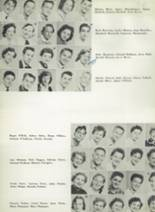 1957 Suitland High School Yearbook Page 68 & 69
