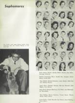 1957 Suitland High School Yearbook Page 72 & 73